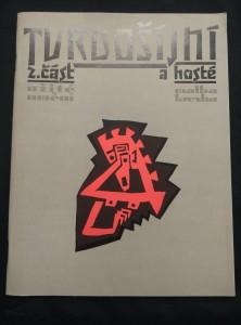 náhled knihy - Tvrdošíjní a hosté 2.část - katalog výstavy (Obr, nestr.)