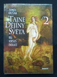 náhled knihy - Tajné dějiny světa 2 - Ráj versus evoluce (A4, pv, 336 s., il a foto)