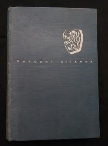 náhled knihy - Národní čítanka - české umění (A4, Ocpl, 564 s., il. Mánes, Rabas, Zrzavý ad., foto J. Sudek)