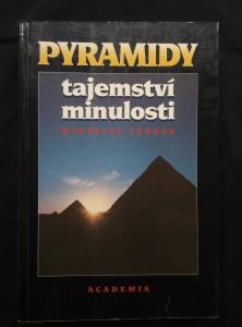náhled knihy - Pyramidy - tajemství minulosti (A4, Obr, 408 s., il., foto)