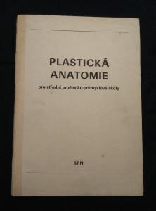 náhled knihy - Plastická anatomie pro střední umělecko-prům. školy (A4, 96 s., il. aut.)