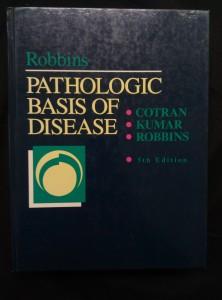 náhled knihy - Pathologic Basis of Disease (A4, lam, 1400 s.)