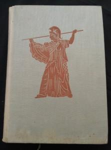 náhled knihy - Odysseia (A4, Ocpl, 484 s., upr. F. Stiebitz, il., vaz a typo K. Vodák)