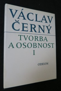 náhled knihy - Tvorba a osobnost I