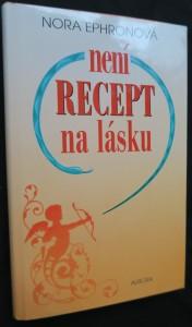 náhled knihy - Není recept na lásku