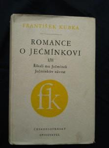 náhled knihy - Romance  Ječmínkovi I, II