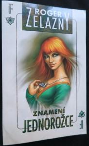 náhled knihy - Znamení jednorožce : 3. díl Amberu