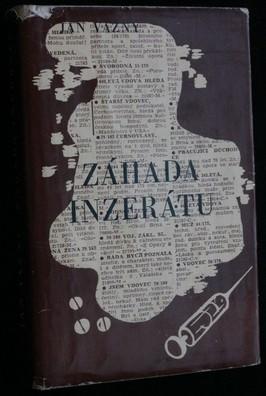 náhled knihy - Záhada inzerátu