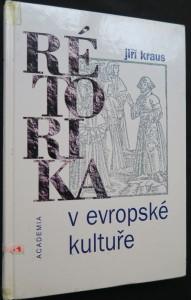 náhled knihy - Rétorika v evropské kultuře