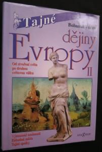 náhled knihy - Tajné dějiny Evropy. II