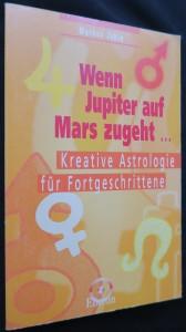 náhled knihy - Wenn Jupiter auf Mars zugeht...