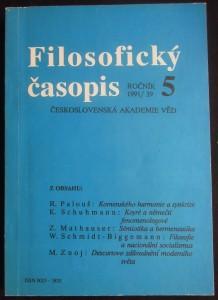 náhled knihy - Filosofický časopis