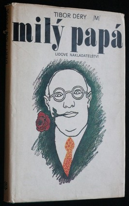 náhled knihy - Milý papá