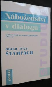 náhled knihy - Náboženství v dialogu : kritické studie na pomezí religionistiky a teologie
