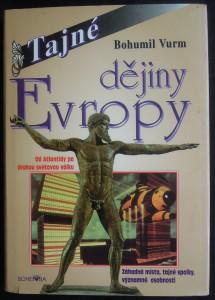náhled knihy - Tajné dějiny Evropy