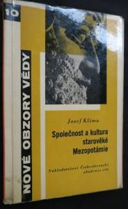 náhled knihy - Společnost a kultura starověké Mezopotámie