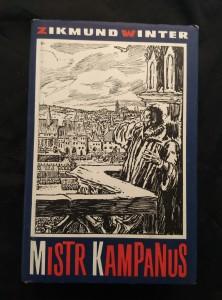 náhled knihy - Mistr Kampanus (pv, 556 s.)