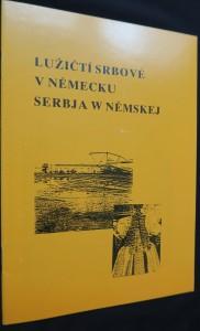 náhled knihy - Lužičtí srbové