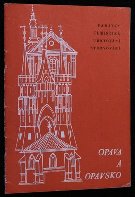 náhled knihy - Opava a Opavsko