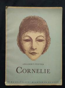 náhled knihy - Cornelie (Obr, 50 s., ob a il. L. Jelínek)