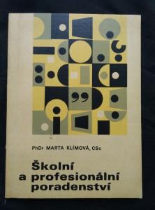 náhled knihy - Školní a profesionální poradenství (Obr, 100 s.)