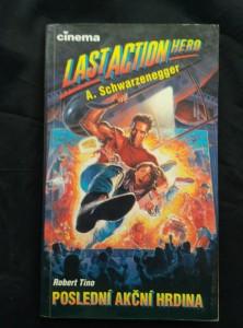 náhled knihy - Poslední akční hrdina (Obr, 204 s.)