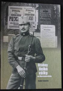 náhled knihy - Ozvěny Velké války na Uherskobrodsku