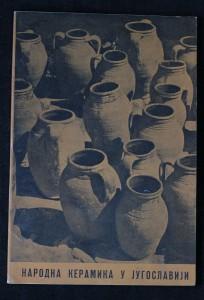 náhled knihy - Народна керамика в Jyгославийи
