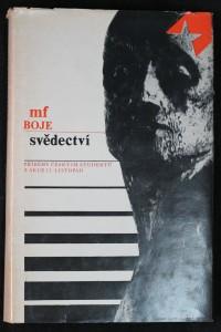 náhled knihy - Svědectví : příběhy českých studentů z akce 17. listopad