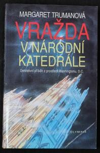 náhled knihy - Vražda v Národní katedrále : Detektivní příběh z prostředí Washingtonu, D.C.