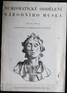 náhled knihy - Numismatické oddělení Národního musea