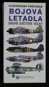 náhled knihy - Bojová letadla druhé světové války
