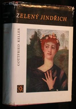 náhled knihy - Zelený Jindřich