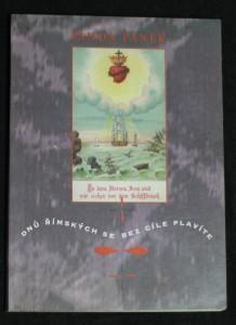náhled knihy - Dnů římských se bez cíle plavíte : básně z let 1980-1990