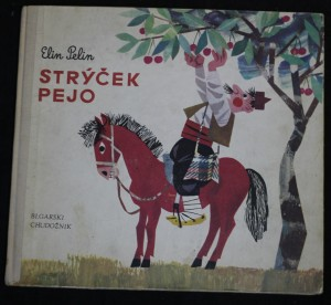 náhled knihy - Strýček Pejo