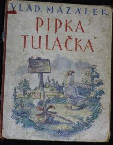 náhled knihy - Pipka Tulačka