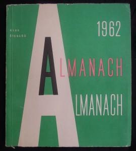 náhled knihy - Almanach