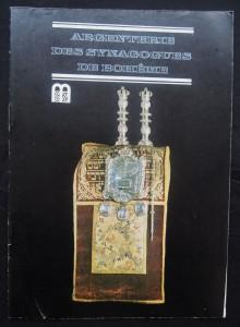náhled knihy - Argenterie Des Synagogues De Boheme