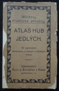 náhled knihy - Atlas hub jedlých