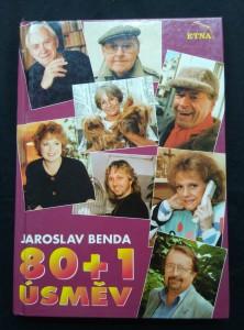 náhled knihy - 80+1 úsměv