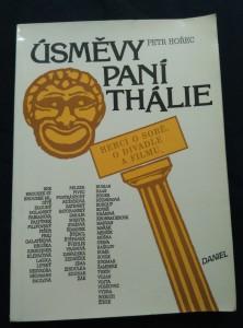 náhled knihy - Úsměvy paní Thálie