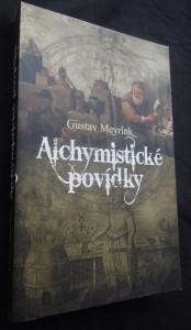 náhled knihy - Alchymistické povídky