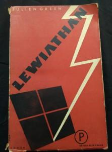 náhled knihy - Lewiathan (Obr, 276 s., ob a vaz J. Šváb)