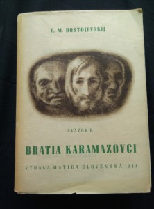 náhled knihy - Bratia Karamazovci II. svazok (Obr, nerozrezané))