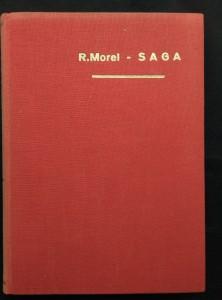 náhled knihy - Sága (Cpl, ob vložena, 236 s., ob. Huguette Bertrand)