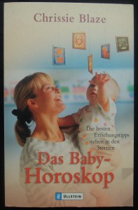 náhled knihy - Das Baby-Horoskop
