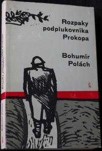 náhled knihy - Rozpaky podplukovníka Prokopa
