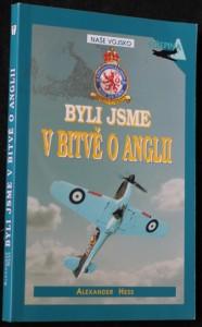 náhled knihy - Byli jsme v bitvě o Anglii : českoslovenští stíhači v RAF
