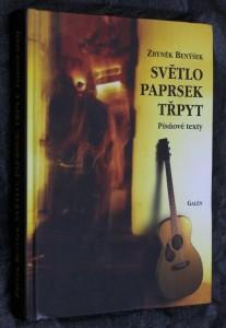 náhled knihy - Světlo, paprsek, třpyt : písňové texty