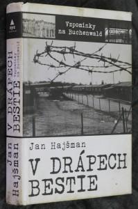 náhled knihy - V drápech bestie : vzpomínky na Buchenwald